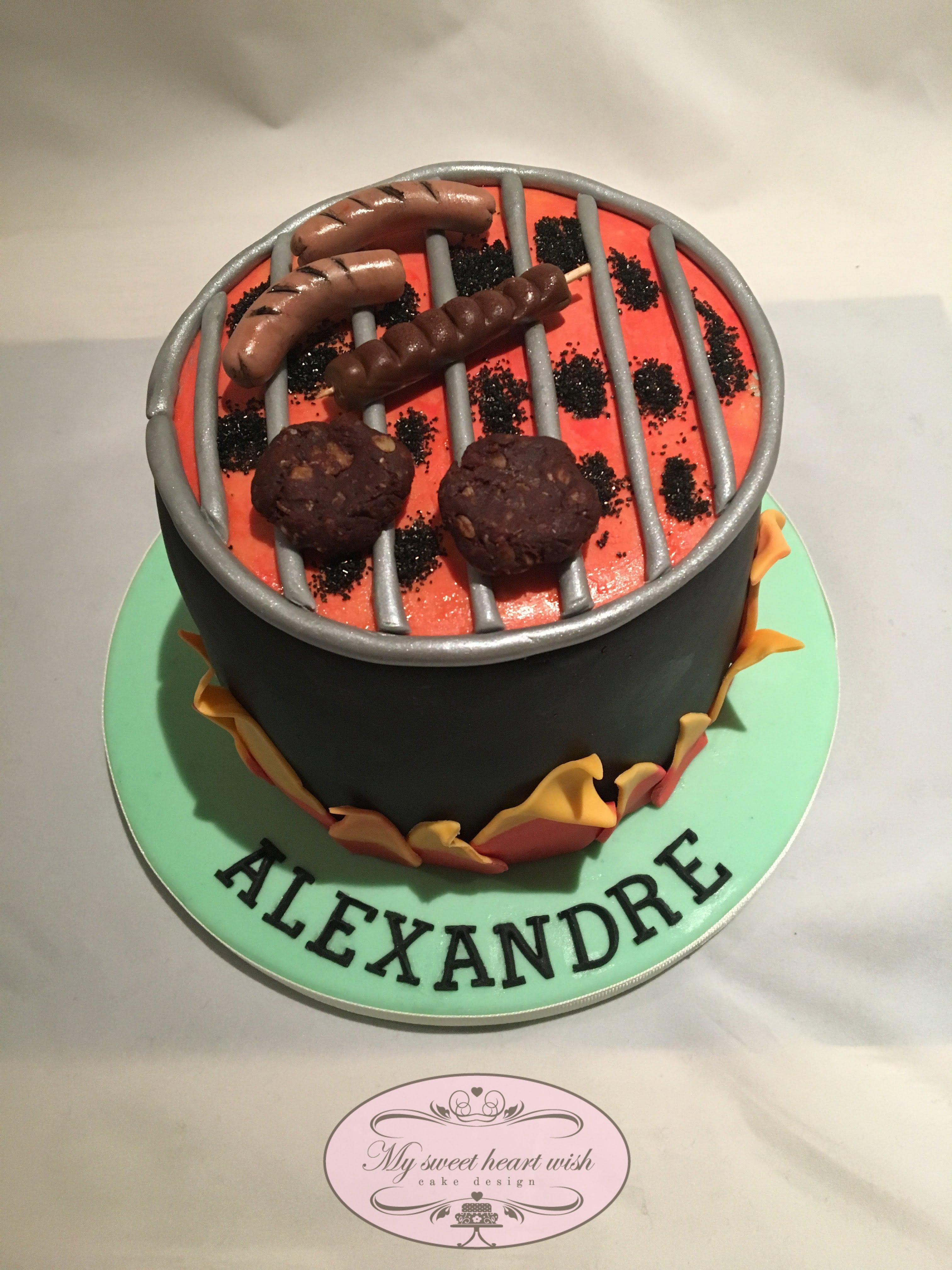 132 Barbecue cake (1)